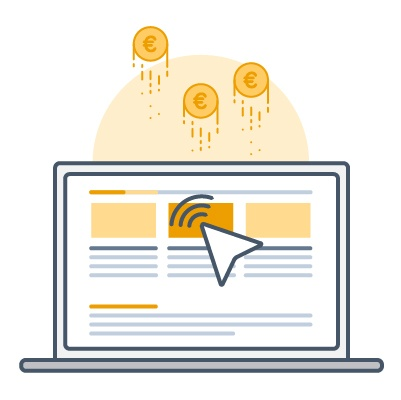 klanten werven lead generatie online adverteren
