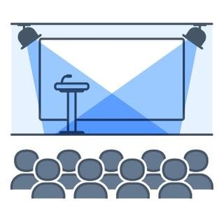 klanten werven: marketing techniek event