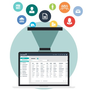 Ticketing software store all information in one place