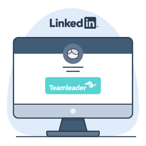 leadkwalificatie teamleader linkedin