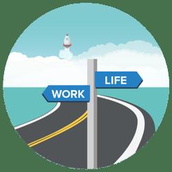 Kmo van de toekomst work life balance