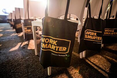 work smarter 2017 terugblik