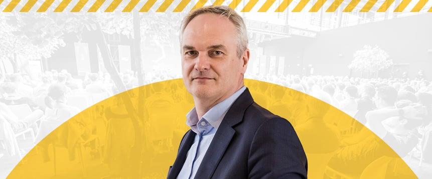 Ondernemerslessen uit ervaring: Jürgen Ingels, keynote-spreker op Work Smarter