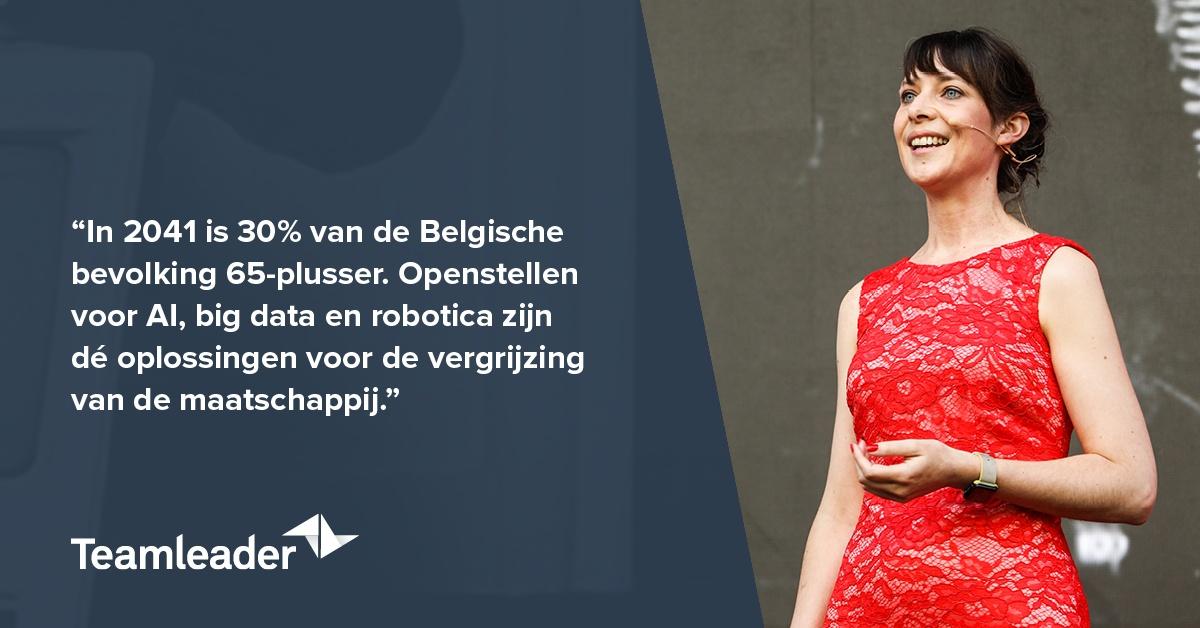 Vivianne Bendermacher - Techionista