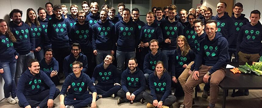 """Op bezoek bij Dropsolid:""""Dropsolid is uitgegroeid tot een scale-up... en Teamleader-CRM schaalt mee."""""""