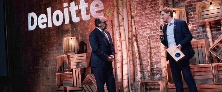 Teamleader behaalt 53ste plaats in Deloitte's 'EMEA Fast 500' ranking in Parijs
