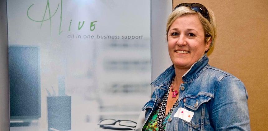 """Alive: """"Teamleader en WinBooks besparen onze klanten heel wat tijd en geld."""""""
