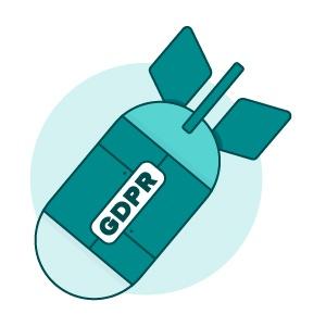 Impact GDPR op klantgegevens - voorbeeld e-mail