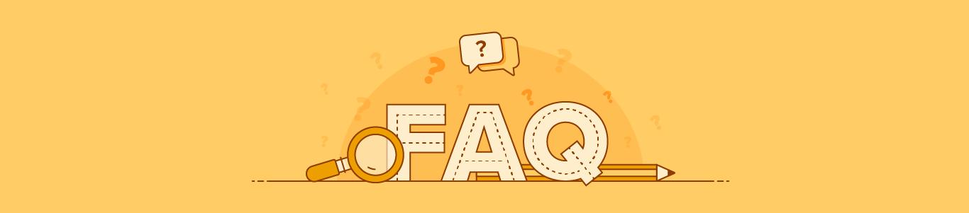 Gantt Chart FAQ sectie