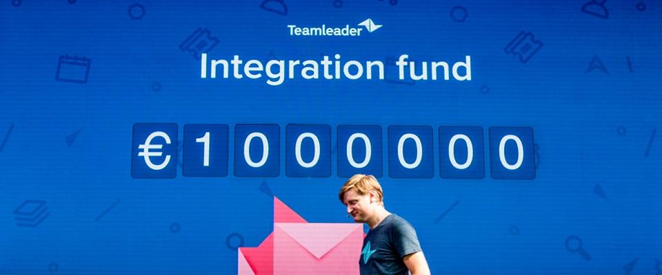 Teamleader lanceert Integratiefonds van 1 miljoen euro