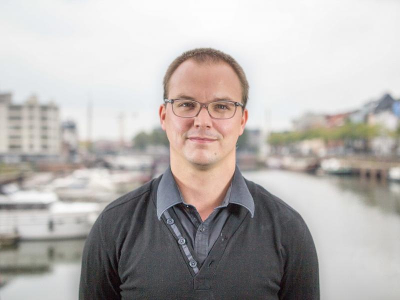 Stijn Van Walle – CFO