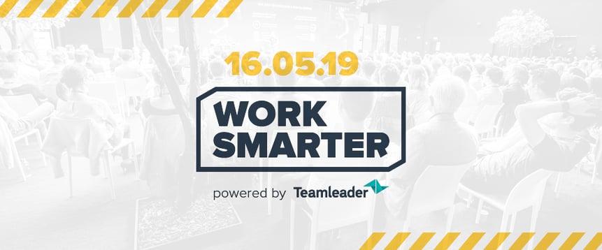 FOMO-alert: waarom jeécht aanwezig wil zijn op Work Smarter 2019