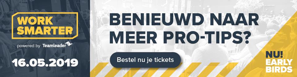 Work Smarter tickets bestellen