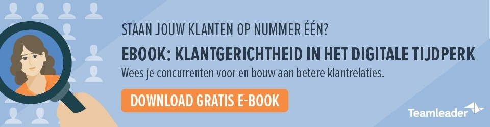 ebook klanttevredenheid